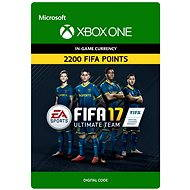 FIFA 17 Ultimate Team FIFA Points 2200 DIGITAL - Hra pro konzoli