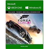Forza Horizon 3 Standard Edition - (Play Anywhere) DIGITAL - Hra pro PC i konzoli