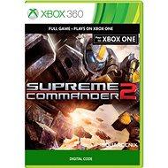 Supreme Commander 2 - Xbox 360 Digital - Konsolenspiel