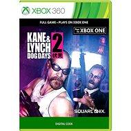 Kane & Lynch 2 - Xbox 360 Digital - Konsolenspiel