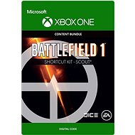 Battlefield 1: Shortcut Kit: Scout Bundle - Xbox One DIGITAL - Konsolenspiel