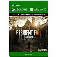 RESIDENT EVIL 7 biohazard - Xbox One/Win 10 Digital - PC und XBOX Spiel
