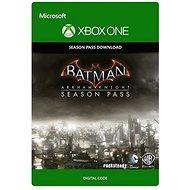 Batman Arkham Knight Season Pass - Xbox One DIGITAL - Herní doplněk