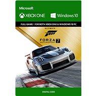 Forza Motorsport 7 Ultimate Edition - (Play Anywhere) DIGITAL - Hra pro PC i konzoli