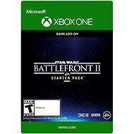STAR WARS BATTLEFRONT II STARTER PACK - Xbox One Digital - Gaming Zubehör