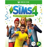 The SIMS 4: Deluxe Party Upgrade - Xbox One Digital - Gaming Zubehör