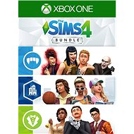 The SIMS 4: Extra Content Starter Bundle - Xbox One Digital - Gaming Zubehör