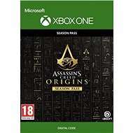 Assassin's Creed Origins: Season pass - Xbox One Digital - Gaming Zubehör