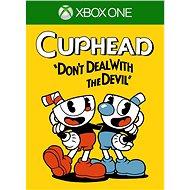 Cuphead - (Play Anywhere) DIGITAL - Hra pro konzoli