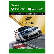Forza Motorsport 7: Ultimate Edition - (Play Anywhere) DIGITAL - Hra pro konzoli