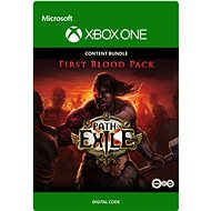 Path of Exile: First Blood Pack - Xbox Digital - Konsolenspiel