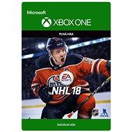 NHL 18 - Xbox One Digital - Konsolenspiel