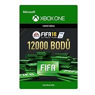 FIFA 18: Ultimate Team FIFA Points 12000 - Xbox One Digital - Gaming Zubehör