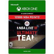 NBA LIVE 18: NBA UT 12000 Points Pack - Xbox One Digital - Gaming Zubehör