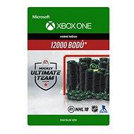 NHL 18 Ultimate Team NHL Points 12000 - Xbox One Digital - Gaming Zubehör