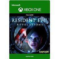 Resident Evil Revelations - Xbox Digital - Konsolenspiel