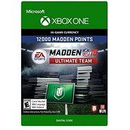 Madden NFL 18: MUT 12000 Madden Points Pack - Xbox One Digital - Gaming Zubehör