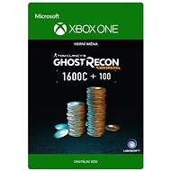 Tom Clancy's Ghost Recon Wildlands Currency pack 1.700 GR credits - Xbox One Digital - Gaming Zubehör