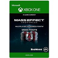Mass Effect: Andromeda: Andromeda Points Pack 6 (12000 PTS) - Xbox One Digital - Gaming Zubehör
