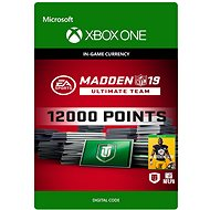 Madden NFL 19: MUT 12000 Madden Points Pack - Xbox One DIGITAL - Gaming Zubehör