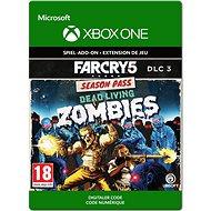 Far Cry 5: Dead Living Zombies - Xbox One DIGITAL - Gaming Zubehör