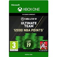 NBA LIVE 19: NBA UT 12000 Points Pack - Xbox One DIGITAL - Gaming Zubehör