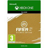 FIFA 19: ULTIMATE EDITION - Xbox One DIGITAL - Konsolenspiel