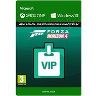 Forza Horizon 4: VIP Membership - (Play Anywhere) DIGITAL - Gaming Zubehör