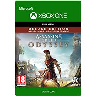 Assassin's Creed Odyssey: Deluxe Edition  - Xbox One DIGITAL - Konsolenspiel