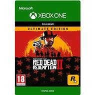 Red Dead Redemption 2: Ultimate Edition  - Xbox One DIGITAL - Konsolenspiel