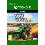 Farming Simulator 19  - Xbox One DIGITAL - Konsolenspiel