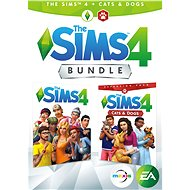 THE Sims 4 PLUS Cats and Dogs - Xbox One Digital - Gaming Zubehör