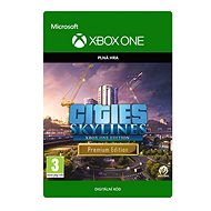 Cities: Skylines - Premium Edition - Xbox One Digital - Konsolenspiel
