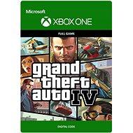 Grand Theft Auto IV - Xbox One Digital - Konsolenspiel