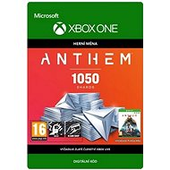 Anthem: 1050 Shards Pack - Xbox One Digital - Gaming Zubehör