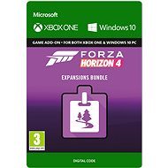Forza Horizon 4: Expansions Bundle - (Play Anywhere) Digital - Gaming Zubehör
