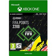 FIFA 20 ULTIMATE TEAM™ 2200 POINTS - Xbox One Digital - Gaming Zubehör