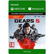 Gears 5 - Xbox Digital - PC und XBOX Spiel