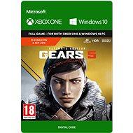 Gears 5 Ultimate Edition - Xbox One Digital - PC und XBOX Spiel
