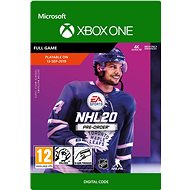 NHL 20: Standard Edition - Xbox One Digital - Hra pro konzoli
