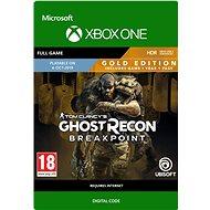 Tom Clancy's Ghost Recon Breakpoint Gold Edition - Xbox Digital - Konsolenspiel