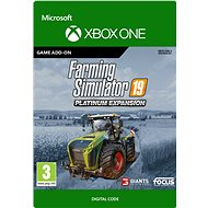 Farming Simulator 19: Platinum Expansion - Xbox One Digital - Gaming Zubehör