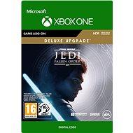 STAR WARS Jedi Fallen Order: Deluxe Upgrade - Xbox One Digital - Gaming Zubehör
