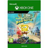SpongeBob SquarePants: Battle for Bikini Bottom - Rehydrated - Xbox One Digital - Konsolenspiel