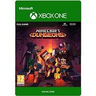 Minecraft Dungeons - Xbox Digital - Konsolenspiel