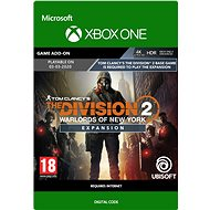 Tom Clancys Division 2: New York Expansion (Vorbestellung) - Xbox One Digital - Gaming Zubehör