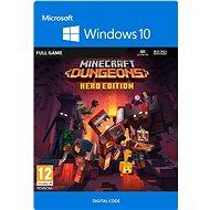 Minecraft Dungeons: Hero Edition - Windows 7 Digital - PC-Spiel