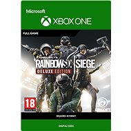 Tom Clancys Rainbow Six Belagerung Xbox One Digital - Konsolenspiel