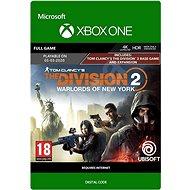 Tom Clancys Division 2: Warlords der New York Edition - Xbox One Digital - Konsolenspiel