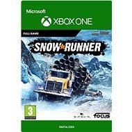 SnowRunner - Xbox Digital - Konsolenspiel